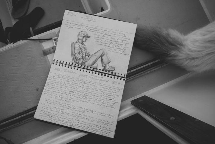 journal bw